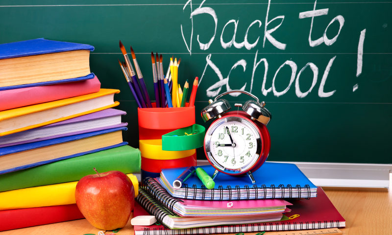Back To School Fashions and Gear at GingerBean