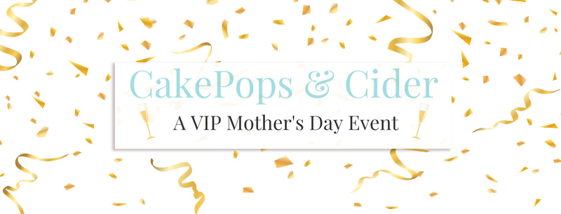 VIP Mother's Day Event at GingerBean