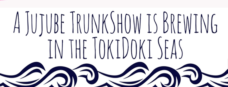 Join GingerBean for a the Limited Release Ju-Ju-Be Trunkshow: Sea Punk!