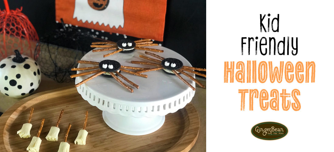 Kid Friendly Halloween Treats 🕷️