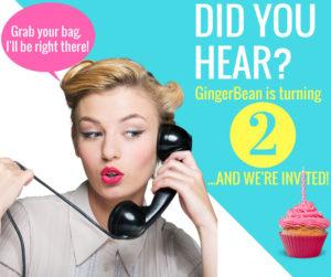 BingerBean Boutique Birthday Celebration