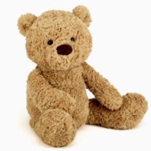Jelly Cat Plush Teddy Bear