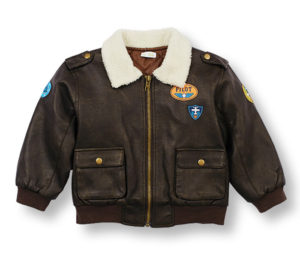 Le Top Aviator Jacket