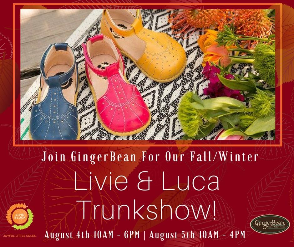 Livie & Luca Fall/Winter Trunkshow