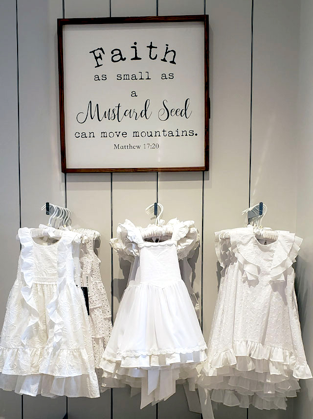 girls christening and occasion dresses
