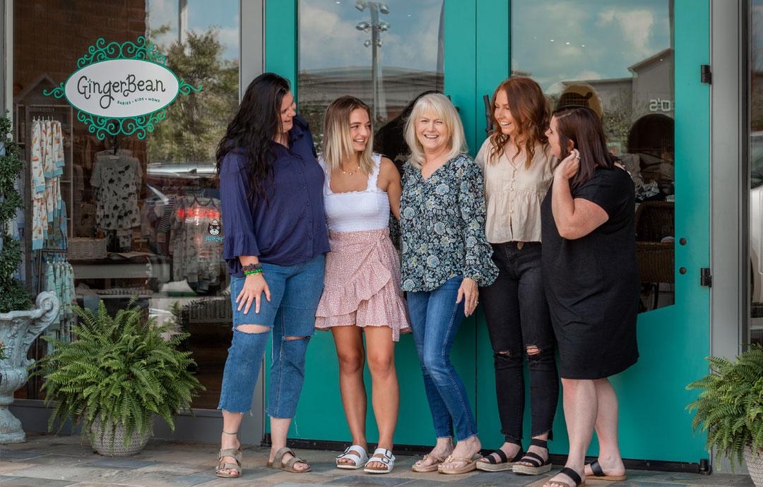 GingerBean Boutique Staff